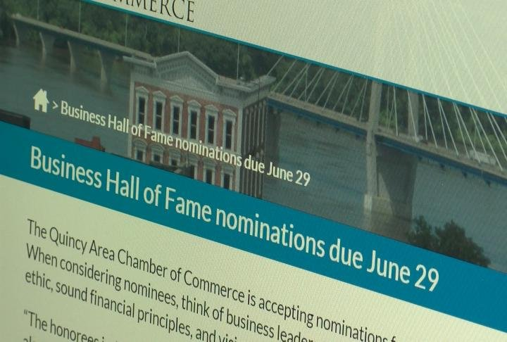 You can nominate online. They are due June 29