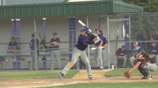 Jacob Jones had an RBI triple in Keokuk's loss to Fairfield in the opening game of a doubleheader.