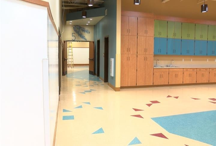 Inside Iles Elementary