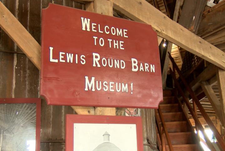 Lewis Round Barn Museum