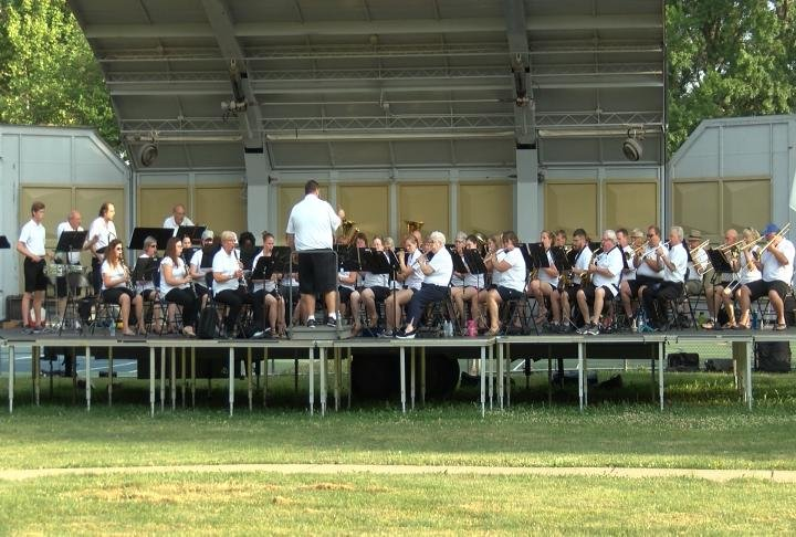 Quincy Park Band.
