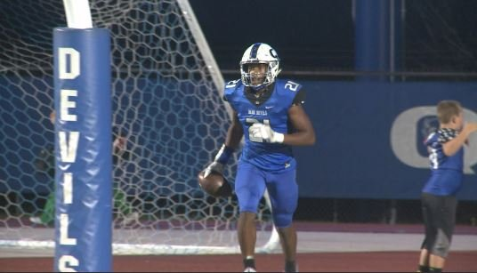 QHS running back Jirehl Brock has picked up an offer from Notre Dame.