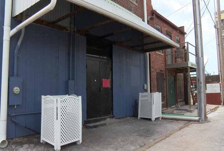 Work on repairing the buildings is expected to begin next month, with the hope of turning Irene's Cabaret into a new nightclub.