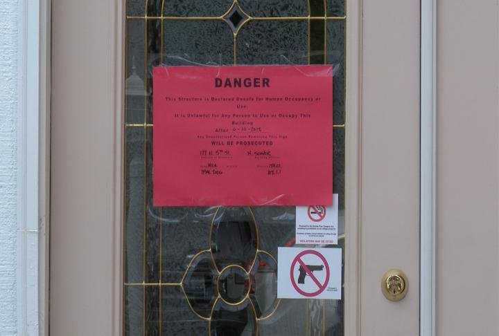 Two buildings in Downtown Quincy have now been declared unsafe after a water main break back in January.