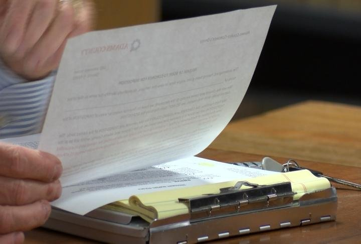 Adams County now has a new indigent death policy effective immediately.