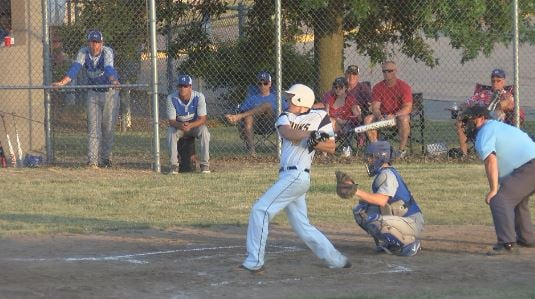 Evan Doyle had three hits to help guide Central Lee to a shutout victory over Holy Trinity.