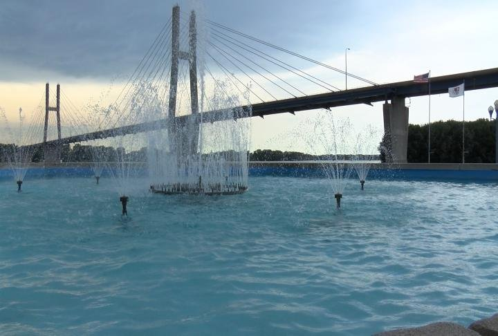Commissioners agreed to spend $270,800 on a completely new fountain.