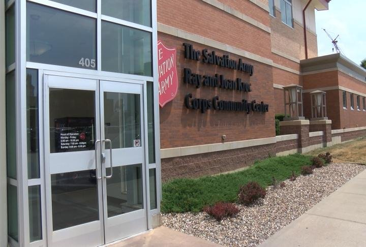 Quincy Salvation Army Kroc Center will provide an escape during extreme heat conditions.
