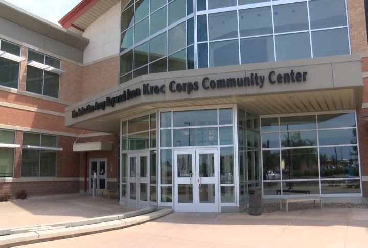 The Quincy Kroc Center will serve as a cooling center during heat advisories.