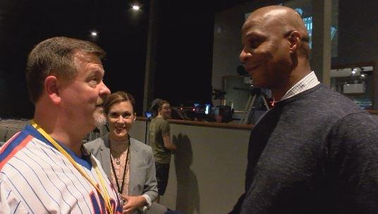 Darryl Strawberry is in Quincy this week as part of his ongoing ministerial outreach.