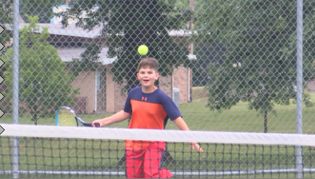 The Quincy City Tennis Tournament began Friday and was fun for all ages.