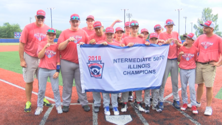 The Adams County Little League Nationals Team is hoping to raise money to go to the Regional Tournament in Michigan.