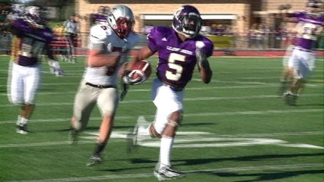 WIU rode a four interception afternoon to a 27-17 win over Indianapolis.