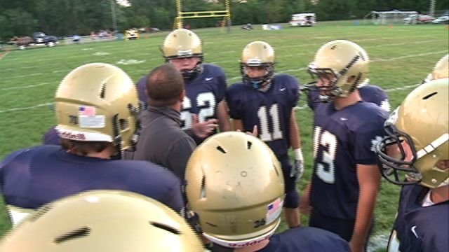 QND scored twice in the fourth quarter to come from behind and beat Peoria Central.