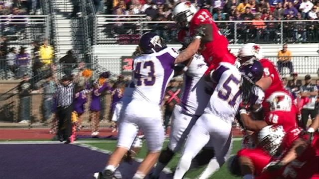 No. 15 Illinois State topped Western Illinois 23-3 on homecoming at Hanson Field.