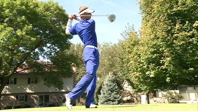 After missing out on qualifying last season the QHS golf team has a mission of winning a state title this weekend.