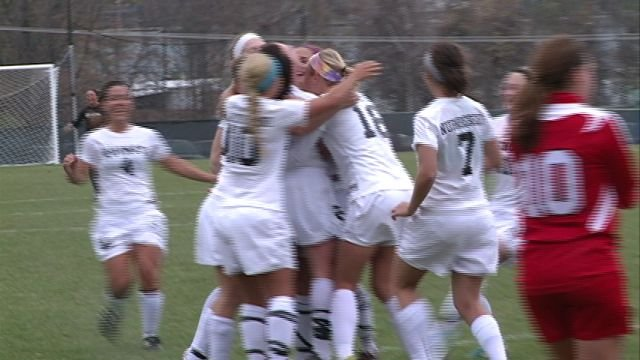 The QU Lady Hawks beat William Jewell 1-0 on Sunday winning the GLVC Tournament Championship.