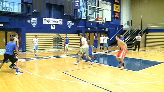 QHS intends to pick up the pace this season thanks to benefit of a seasoned back court.