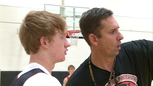 Palmyra head coach Brian Meny has implemented a frenetic pace which he claims will only improve as the season progresses.