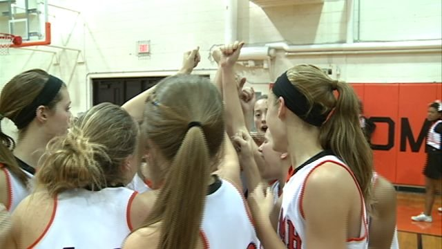 Macomb improved to 2-1 at its own tournament with a 67-64 win over Pekin on Friday night.