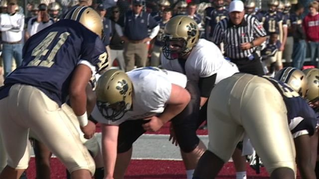 The C-SE Panthers fell to Belleville-Althoff 28-7 in Saturdays Class 2A state semifinal game.