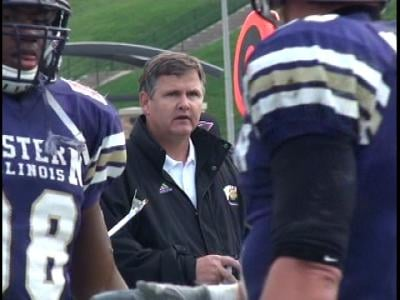 Mark Hendrickson has been let go as Western Illinois football coach following a 3-8 season and a six game losing streak to finish the 2012 campaign.