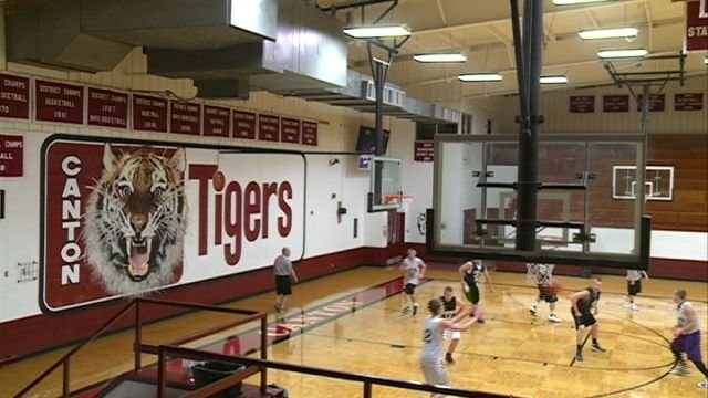 With three starters returning, the Canton Tigers hope to build on a 19 win season from a year ago.