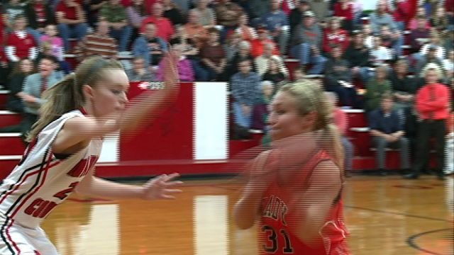 Palmyra knocked off Marion County 56-35 on Friday night.