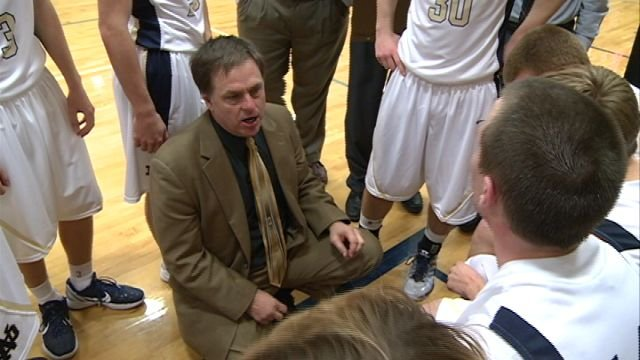 Scott Douglas and the QND Raiders are (14-3) heading into a tough January schedule.