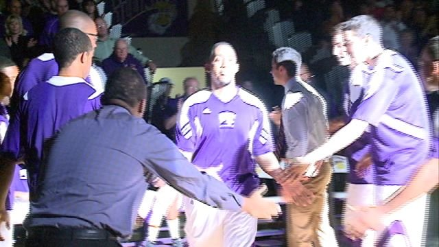Ceola Clark and WIU topped NDSU 50-42 on Saturday night at Western Hall.