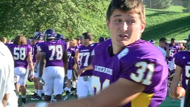 Western Illinois kicker and QND alum Pat Smith will use his final year of eligibility at the University of Nebraska.