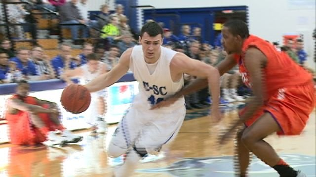 Alen Hadzimahovic had eight points to aid in Culver-Stockton's 91-64 win over Missouri Valley on Thursday night.