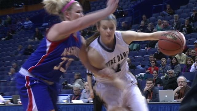 Jordan Frericks and QND came from behind to down Nashville 41-36 to improve to 19-0 and increase their winning streak to 42 games.