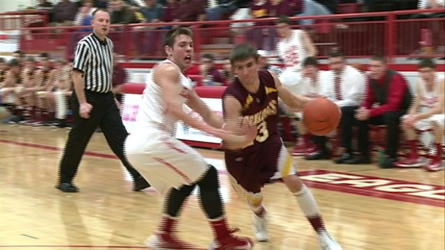 G/P senior guard Dryden Craven has helped fuel the Tornadoes from a (1-8) start, to above .500