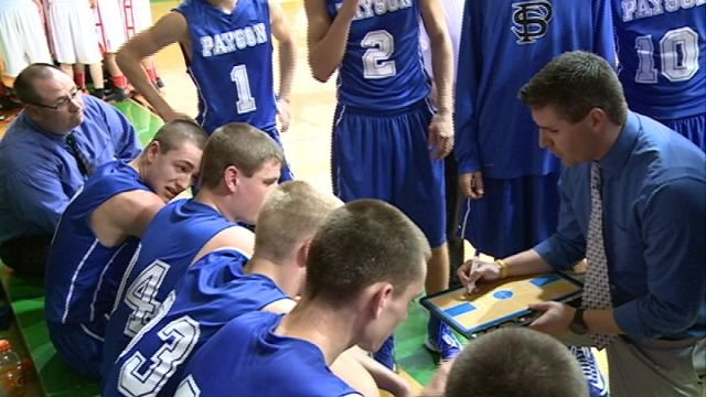 The Payson Seymour Indians are one win away from the first Final Four berth in program history.