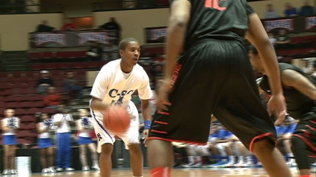 Marshawn Norris scored 27 points in the Wildcats loss to Georgetown College on Saturday.