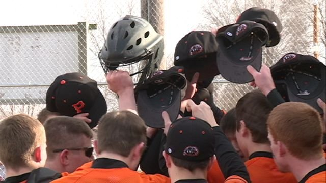 Palmyra improved to 2-0 with a 12-6 win over Elsberry on Tuesday at Flower City Park.