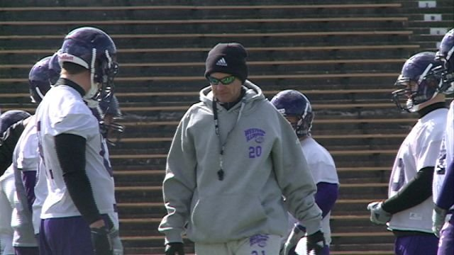 Bob Nielson is preaching fundamentals and continuity in his first spring as Western Illinois football coach.