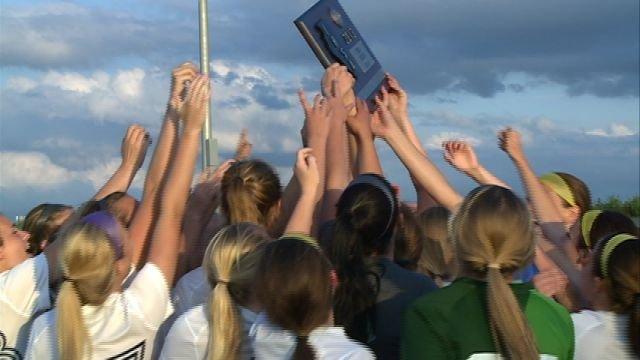 Fresh off Tuesday's Super-Sectional win the Quincy Notre Dame girls soccer team eyes their second consecutive state championship this weekend.