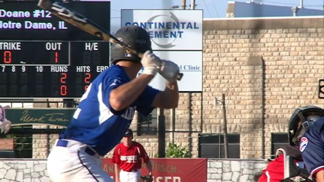 Illinois and Missouri went head-to-head on the diamond in a high school All-Star game at Clemens Field on Saturday.