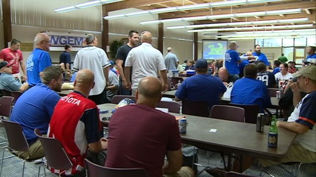 Over 100 participants made their way to the QU Hall of Fame Room on Friday night for WGEM's 6th annual Got Game?? Sports Trivia Night.