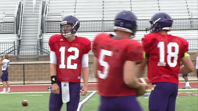 Western Illinois has six quarterbacks on the roster to start the 2013 season, and head coach Bob Nielson won't rush to name a starter prior to the Necks week one match-up with Hampton.