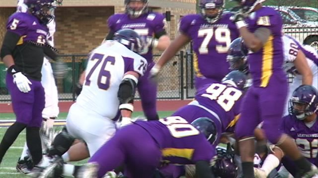 WIU senior offensive lineman Jimmy Holtschlag has big aspirations for the Necks under first year head coach Bob Nielson.
