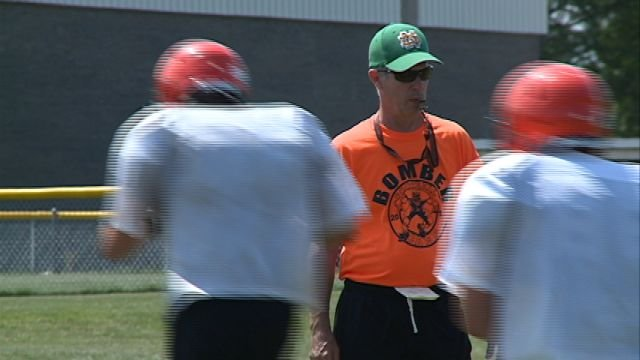 Kelly Sears will enter his 17th year as head coach at Macomb following a (9-2) season in 2012.