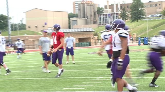 Red-shirt freshman Trenton Norvell has been named the starting quarterback at Western Illinois.