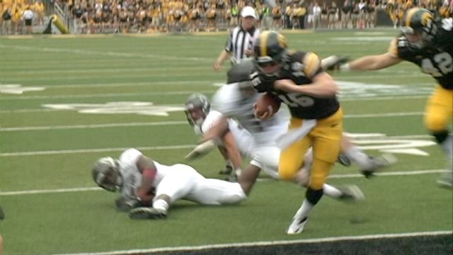 Video/pictures courtesy KWWL-TV