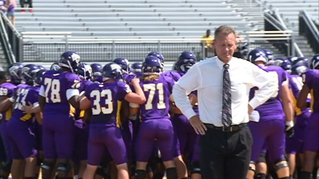 Western Illinois head coach Bob Nielson and the Leathernecks are off to a (2-0) start following Saturday's 34-6 win over Quincy.