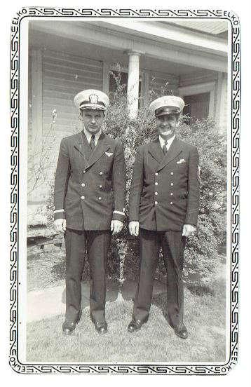 Raymond Montgomery (left) and David Montgomery (right).