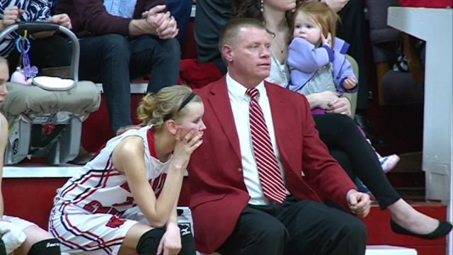 Johnson has spent over 20 years coaching at both the junior high and high school levels at Marion County.