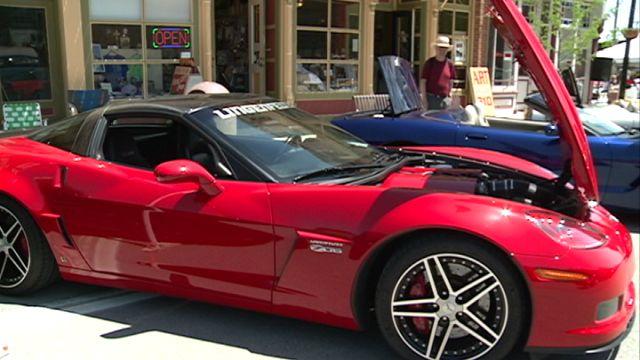 Hannibal Mo Car Show